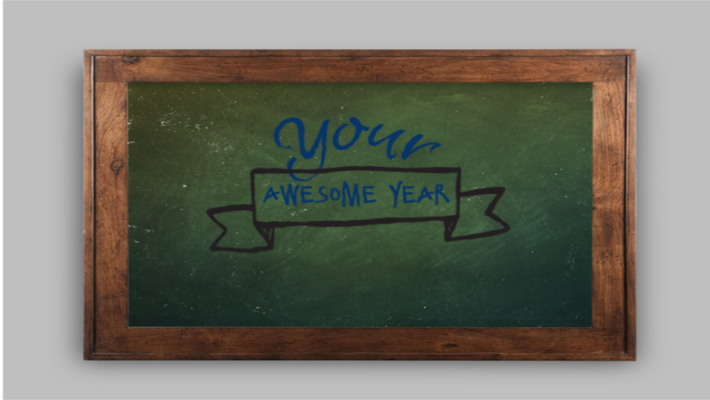 Your Awesome Year