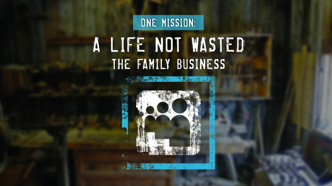 ONE Mission: The Family Business