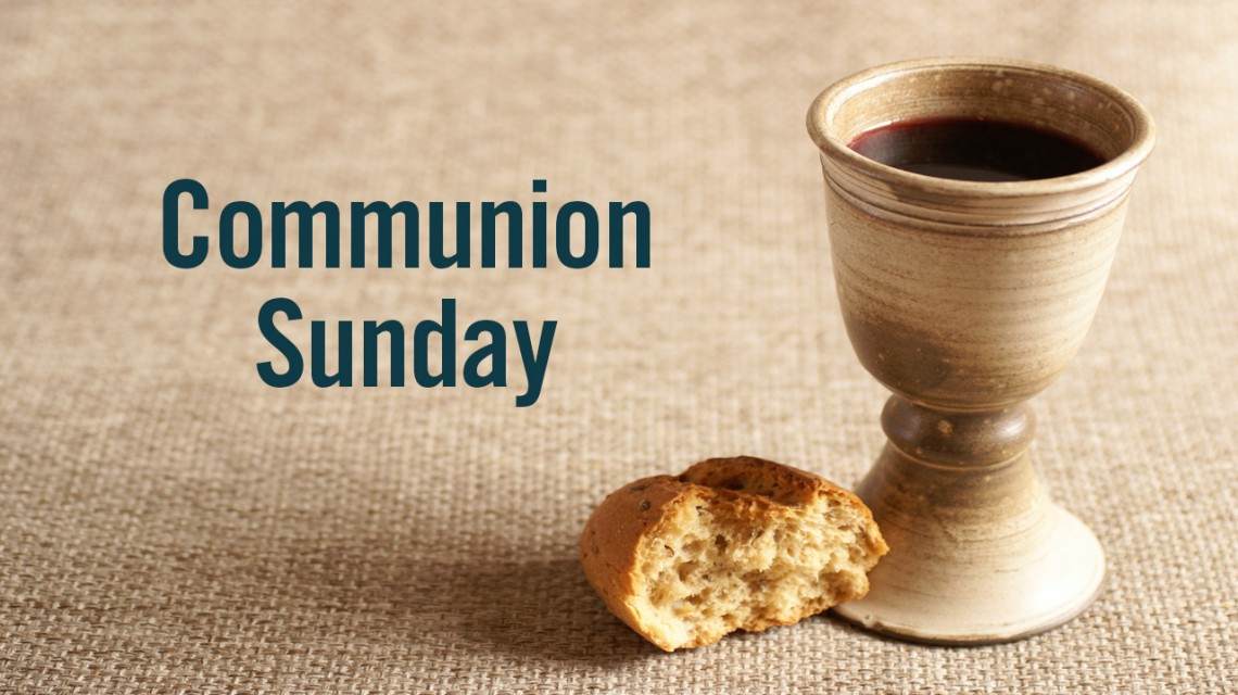 Sacraments: Communion