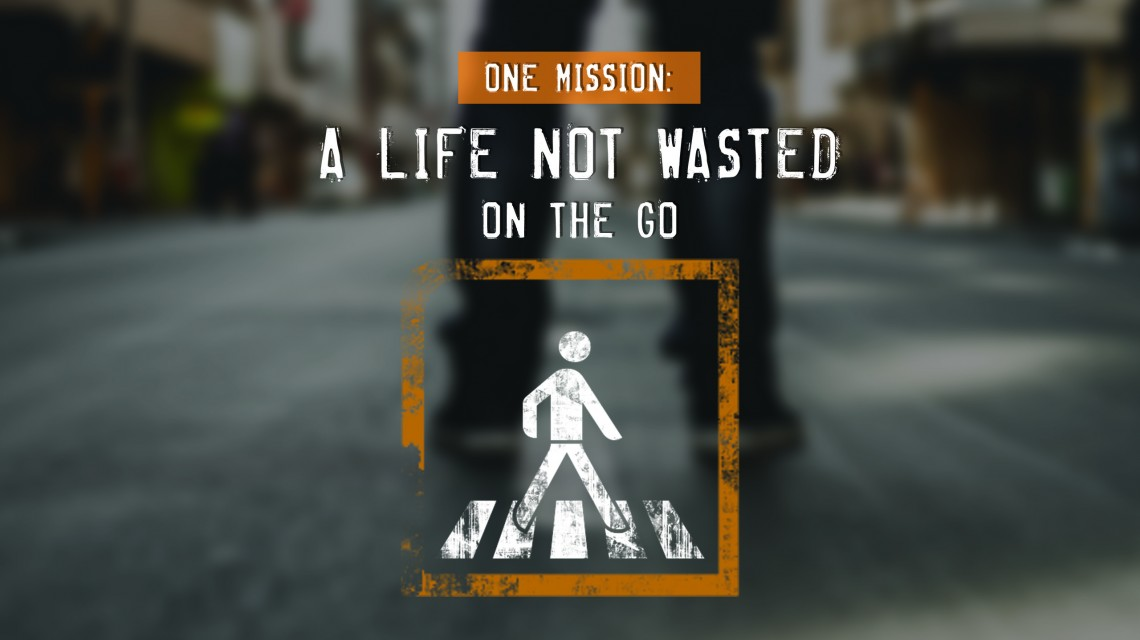 ONE Mission: On The Go