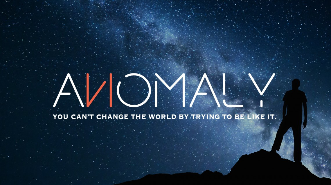 Anomaly: Part 4