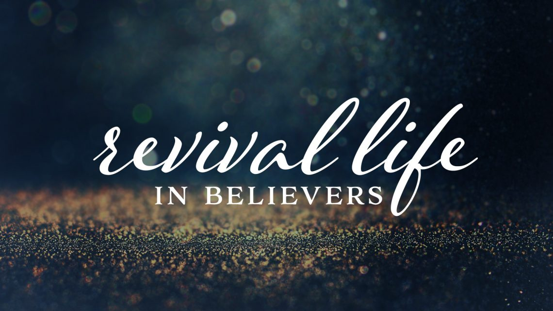 Talk by Mark Nysewander: Revival Life in Believers