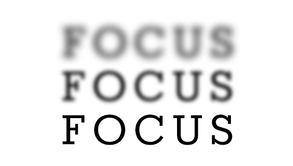 FOCUS - We Not Me